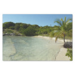 Antiguan Beach Beautiful Tropical Landscape Tissue Paper