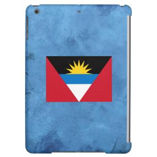 Antiguan flag iPad air cases