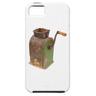 Antigue coffee mill case for the iPhone 5