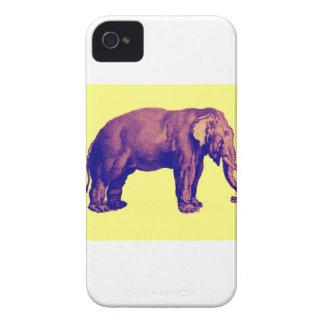 Antigüedad del animal de la India del ejemplo del  iPhone 4 Protector