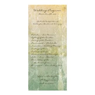 antigüedad floral del vintage del programa del bod lona personalizada