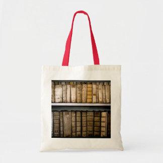 ¡Antigüedad! Libros de atascamientos del siglo VII Bolsa Tela Barata