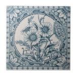 Antigüedad Transferware de la reproducción VT0045 Azulejo Ceramica