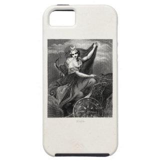 Antiguo romano griego de Diana Artemis de la diosa iPhone 5 Case-Mate Funda