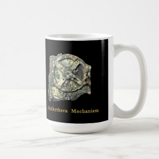 Antikythera Mechanism Coffee Mug