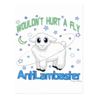 AntiLambaster Postcard