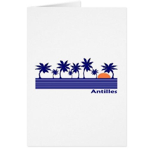Antillas Felicitación
