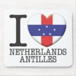 Antillas holandesas alfombrilla de raton