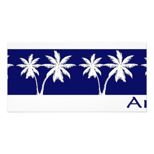 Antillas Tarjetas Personales Con Fotos
