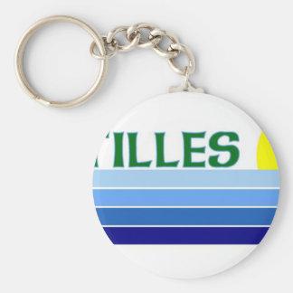 Antilles Keychain