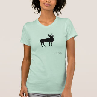 Antílope africano 1 del Addax Camiseta