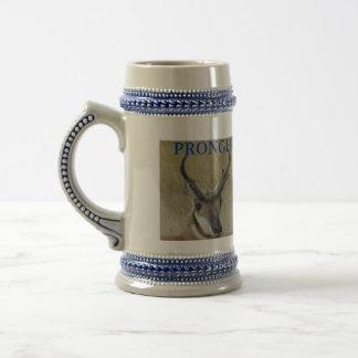 Antílope de A0005 Pronghorn Tazas De Café
