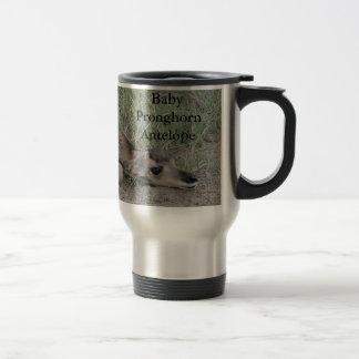 Antílope de A0006 Pronghorn Tazas De Café