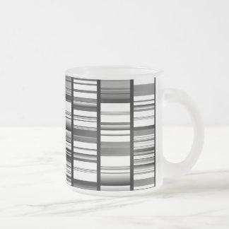 Antimateria del códice - modificada para taza de cristal