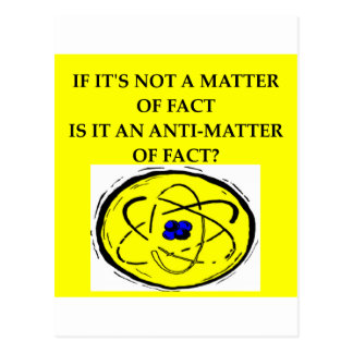 ANTIMATTER POST CARDS
