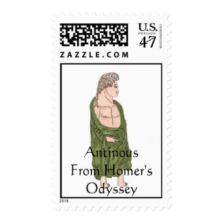 Antinous, AntinousFrom Homer's Odyssey Postage