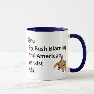 AntiObama Mug