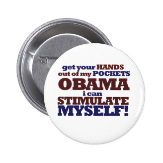 AntiObama Rally 2 Inch Round Button