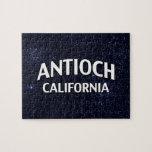 Antioch California Puzzles