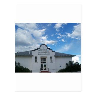 Antioch Community Church Postcard