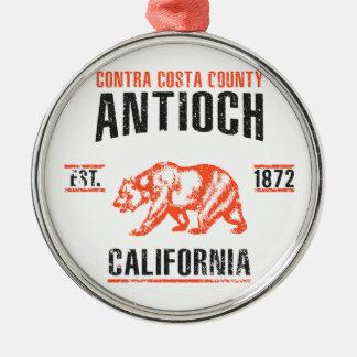Antioch Metal Ornament