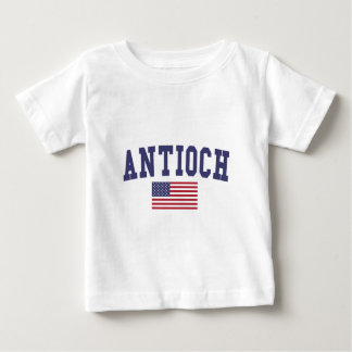 Antioch US Flag Tee Shirt