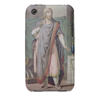 Antiochus, costume for 'Berenice' by Jean Racine, Case-Mate iPhone 3 Case