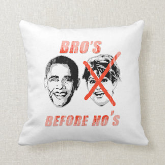 ANTIPALIN FACE bro before ho Faded.png Throw Pillow