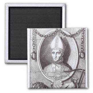 Antipope John XXIII, 1713 Refrigerator Magnet