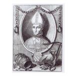Antipope John XXIII, 1713 Postcard