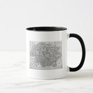Antiquae Urbis Perfecta Imago, Map of Rome Mug