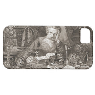 Antiquary 1901 iPhone 5 cover