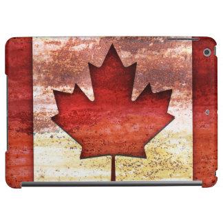 Antiquated Flag of Canada iPad Air Cases