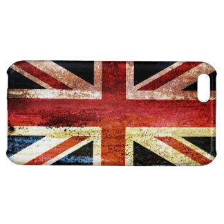 Antiquated Union Jack iPhone 5C Cover