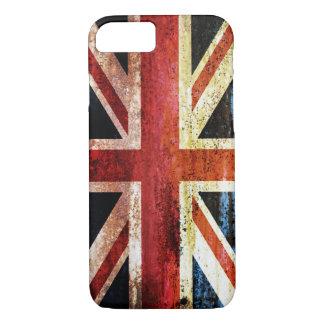 Antiquated Union Jack iPhone 7 Case