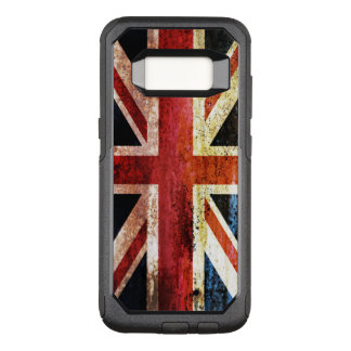 Antiquated Union Jack OtterBox Commuter Samsung Galaxy S8 Case
