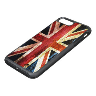 Antiquated Union Jack OtterBox Symmetry iPhone 8 Plus/7 Plus Case