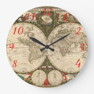 Antique Country Wall Clocks Zazzle