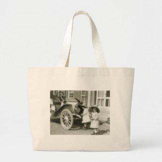 Antique 1911 Roadster Canvas Bags