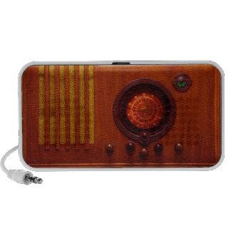 Antique 1930's Airline Radio Mini Speaker