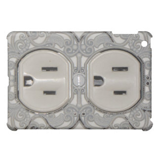 Antique A/C Outlet iPad Case