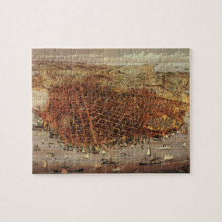 San Francisco Jigsaw Puzzles Zazzle