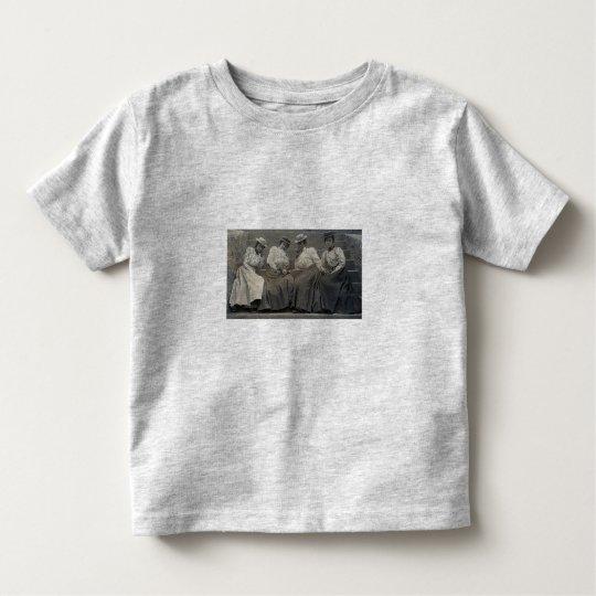 Antique African American Women Photo Toddler T-shirt