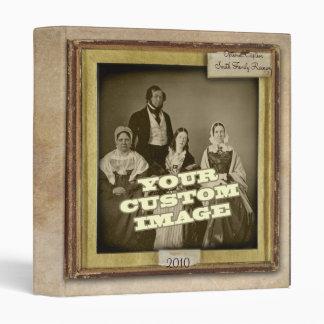 """Antique Album 1"""" Binder"""