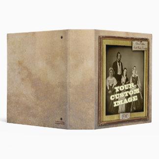 """Antique Album 2"""" Binder"""