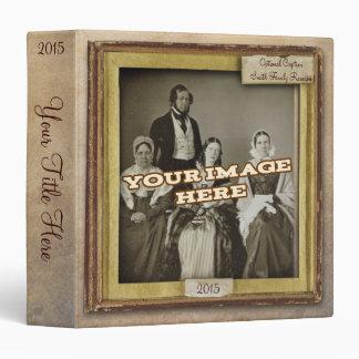 Antique Album I Vinyl Binder