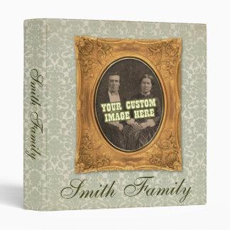 """Antique Album II Custom 1"""" Binder"""