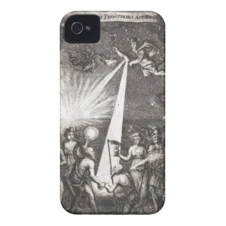 Antique Alchemy Print for iPhone 4 iPhone 4 Case