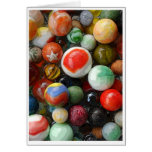 Antique and contemporary marbles cards