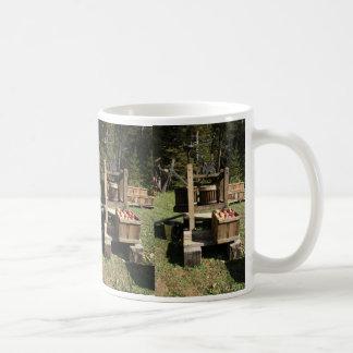 Antique Apple Cider Press Coffee Mug